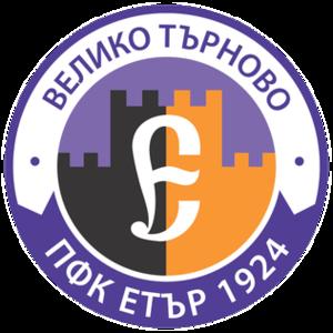 FC Etar 1924 Veliko Tarnovo - Image: Etar logo 2012