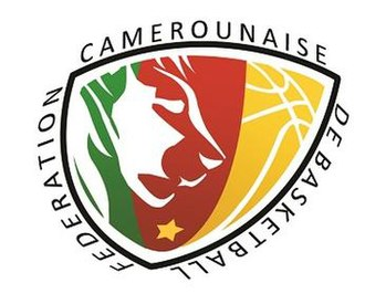 Cameroon national basketball team - Image: FECA B Ball