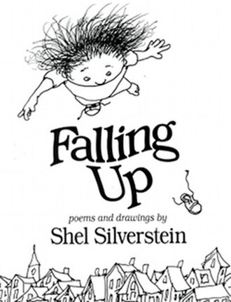 Falling Up (poetry collection) - Image: Falling Up book cover