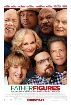 Father Figures - Theatrical release poster