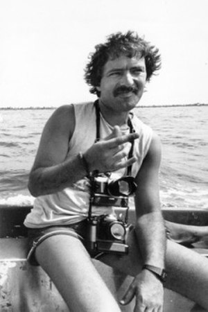 Sinking of the Rainbow Warrior - Fernando Pereira, a photographer who was trapped and drowned in the sinking ship