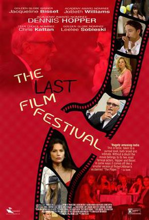 The Last Film Festival - Image: Film Poster for The Last Film Festival