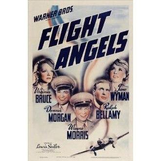 Flight Angels - 1940 Film poster