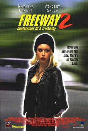 Freeway II: Confessions of a Trickbaby - Promotional poster