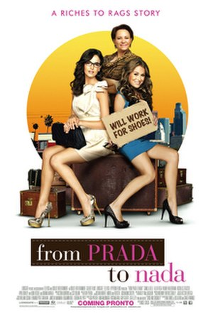 From Prada to Nada - Image: From Prada to Nada Poster