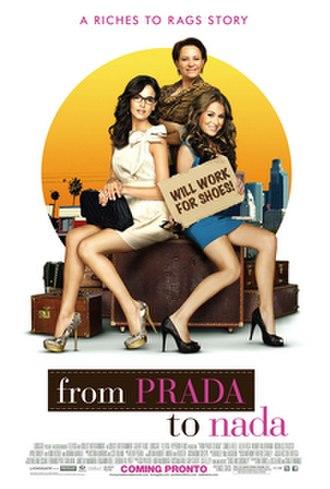 From Prada to Nada - Image: From Prada to Nada Poster