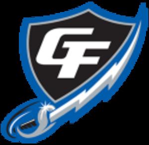 Georgia Force - Image: Georgia Force Logo