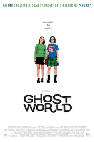 Ghost World (film) - Theatrical release poster