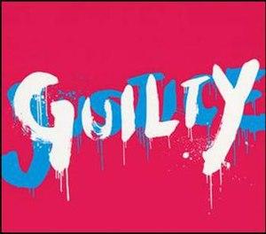Guilty (Glay album) - Image: Glayguilty
