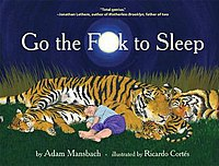 "Cover of the book ""Go the Fuck to Sleep"""