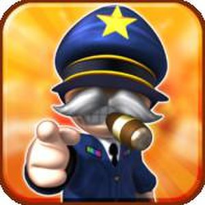 Great Big War Game - App icon on iTunes