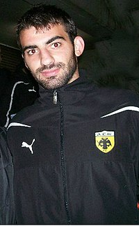 Greek footballer Grigoris Makos.jpg