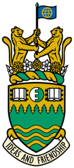 Green College coat of arms.png
