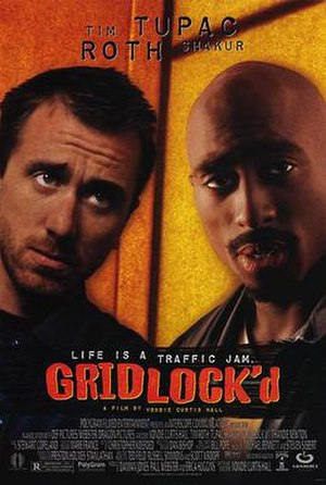 Gridlock'd - Theatrical release poster