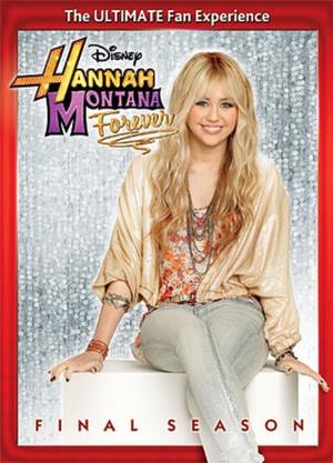 Hannah Montana (season 4) - Image: Hannah Montana Final Season DVD cover