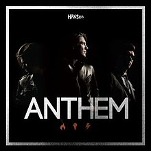 220px Hanson Anthem Hanson Anthem (iTunes Mastered Version) (2013)
