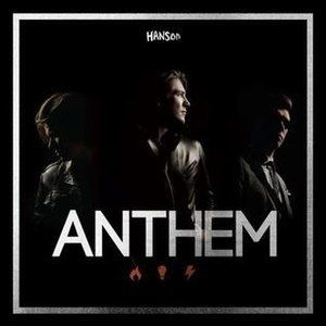 Anthem (Hanson album) - Image: Hanson Anthem