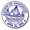 Official seal of Hantsport