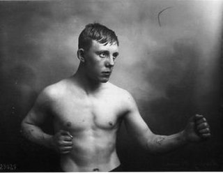 Harry Reeve English boxer