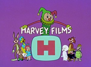 Harvey Films - Image: Harvey Films logo