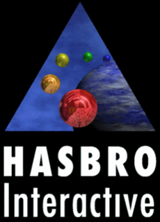 Hasbro Interactive video game publisher and producer