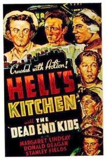 hells kitchen 1939jpg - Where Is Hells Kitchen Filmed
