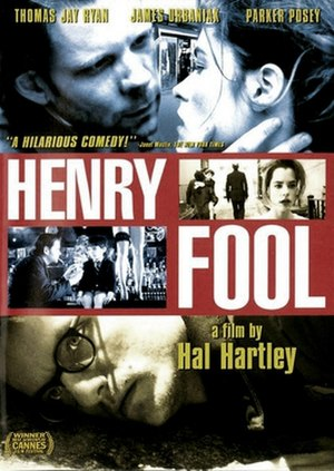 Henry Fool - Promotional one-sheet