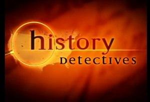 History Detectives - Image: Historydetectives Logo