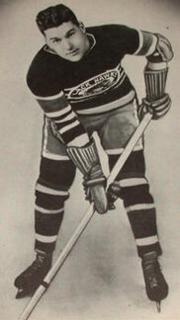 Bill MacKenzie Canadian ice hockey player (1911 - 1990)