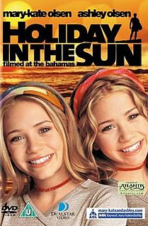 <i>Holiday in the Sun</i> (film) 2001 film by Steve Purcell