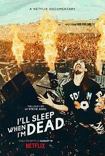 <i>Ill Sleep When Im Dead</i> (2016 film)