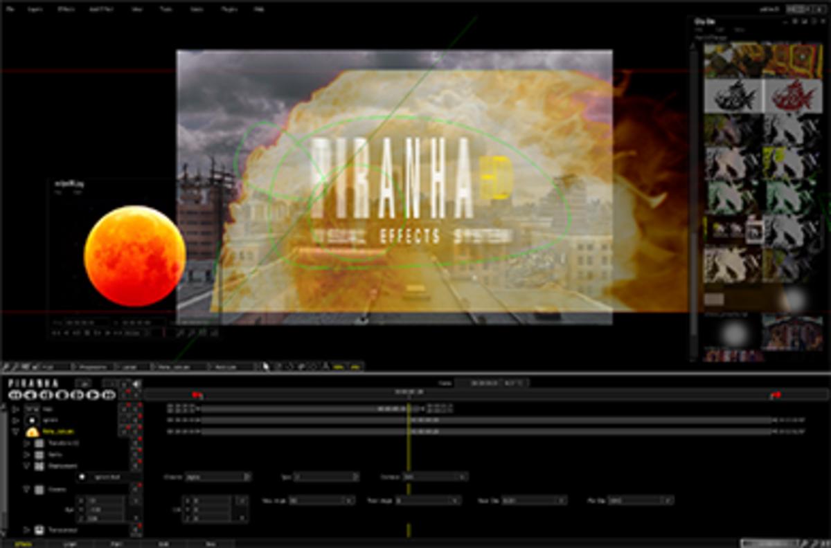 Piranha (compositing software) - Wikipedia
