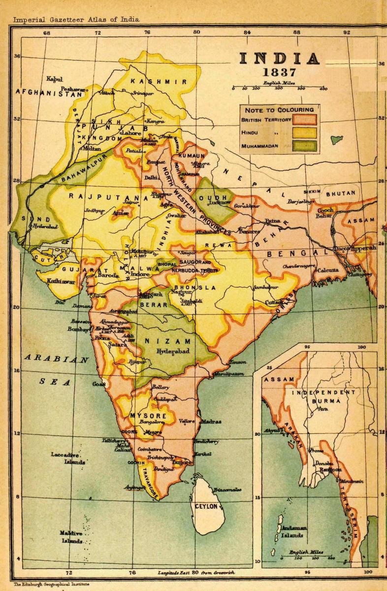 IGI1908India1837a
