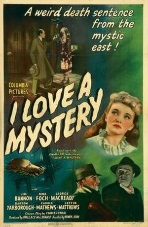 I Love a Mystery (film)