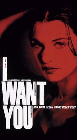 I Want You (1998 film) - Image: I Want You 1998