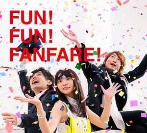 Fun! Fun! Fanfare! - Image: Ikimono Gakari Fun Fun Fanfare