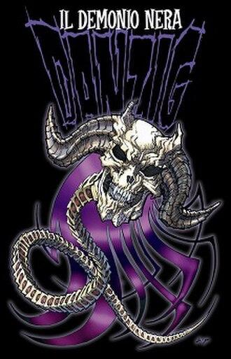Il Demonio Nera - Image: Il Demonio Nera