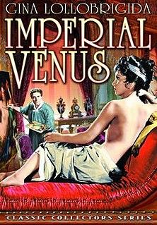 <i>Imperial Venus</i> (film) 1963 film by Jean Delannoy