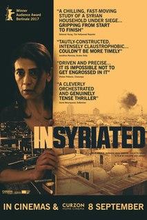 <i>Insyriated</i> 2017 film