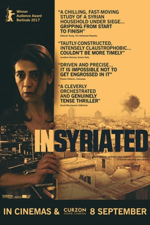 Insyriated - Film poster
