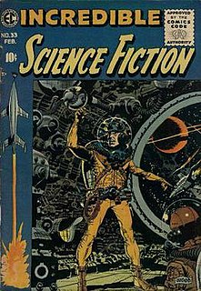 <i>Incredible Science Fiction</i>