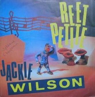 Reet Petite - Image: Jackie Wilson Reet Petite