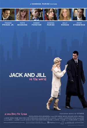 Jack and Jill vs. the World - Movie Poster