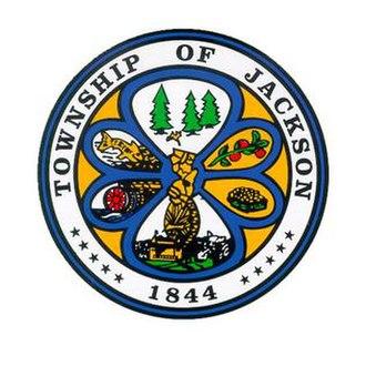 Jackson Township, New Jersey - Image: Jackson NJ seal