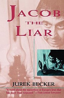 <i>Jacob the Liar</i> book