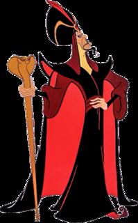 Jafar (Disney) Aladdin character