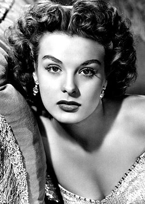 Jean Peters - Peters in 1951