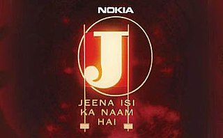 <i>Jeena Isi Ka Naam Hai</i>