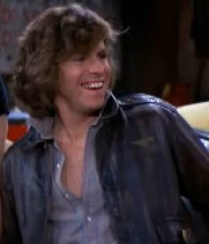 Jeff Conaway - Conaway as Bobby Wheeler in Taxi.