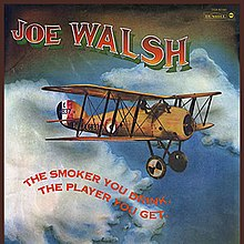 The Smoker You Drink, the Player You Get - Wikipedia